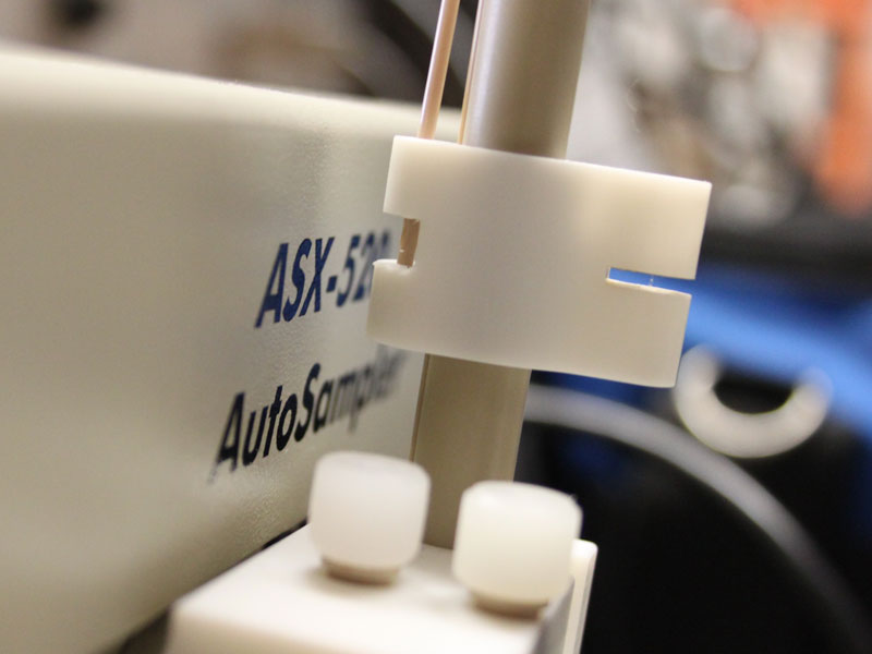 Asx 500 autosampler.